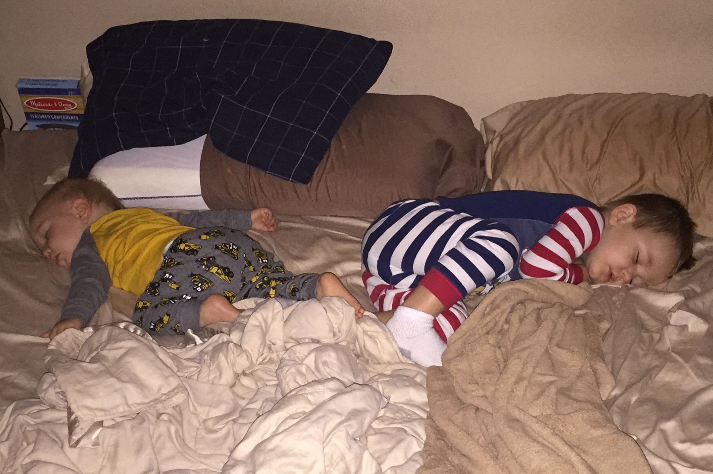 Co-Sleeping With Your Children