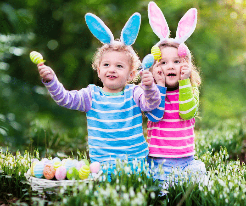 The best Easter books