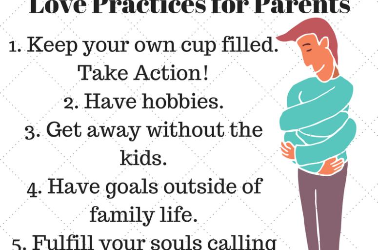 Parents Self-Care