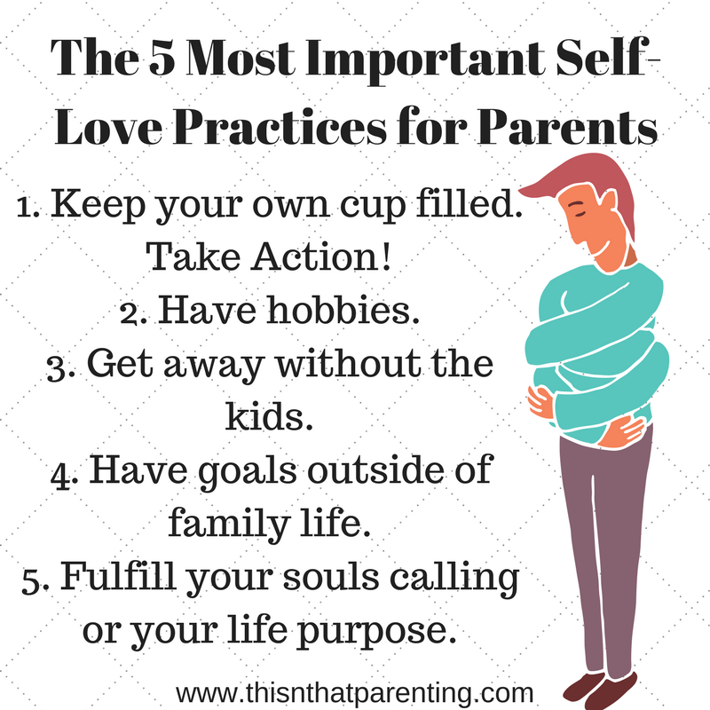 Parents Self-Care