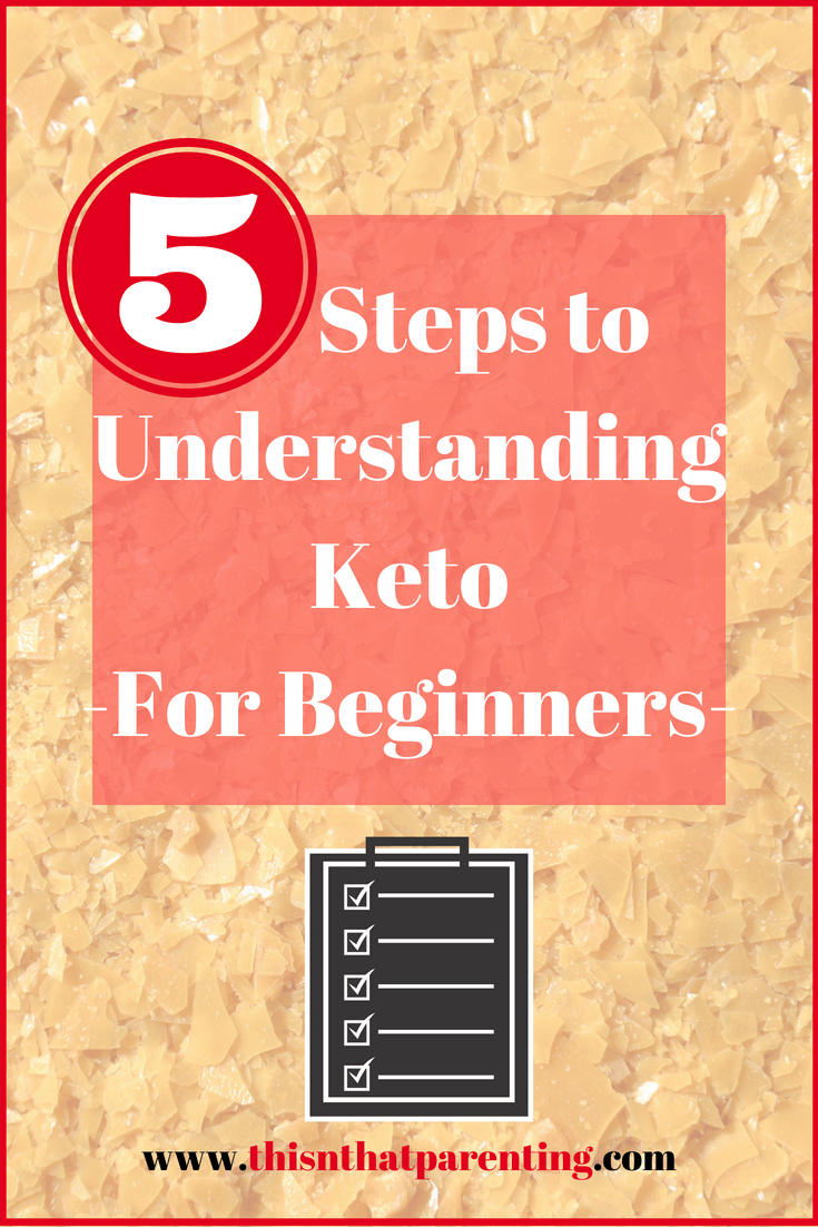 5 Steps to Understanding Keto For Beginners- In this post, you will find the 5 steps to understanding Keto. If you're a beginner to what Keto is all about, look no further. You will leave this article well versed in Keto! Plus, you can get a FREE Keto Starter Pack designed just for you. What are you waiting on?