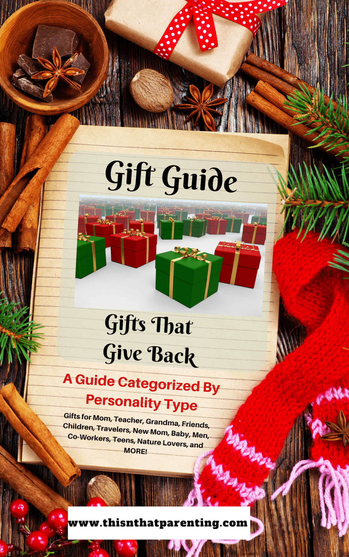 People in developing countries will benefit from the gifts in this guide. Gifts categorized by personality type Free coupon book and gift tags included! This guide contains all of the things & it includes everyone on the list. The gifts are divided into personalized categories. The guide includes a Free Printable PDF Coupon Book for kids and Free Printable Gift Tags for all the gifts. All of your shopping can be done with this guide, so get out your list and go to work! #couponbook #giftideas #gifttags #giftsforcoworkers #giftsforfriends #giftforteens #giftsformom #giftsfordad #teachergifts #giftguide #giftsthatgiveback