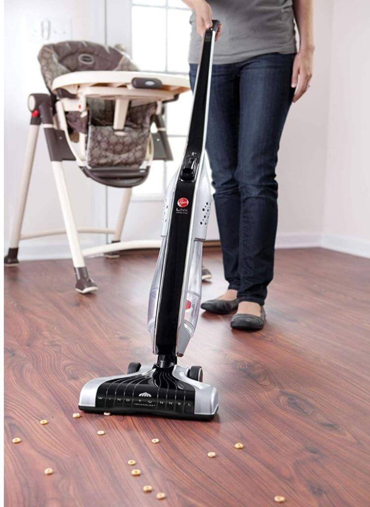 Mom Can't Live Without A Hoover Vacuum