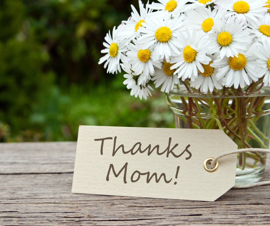 5 things mom can't live without