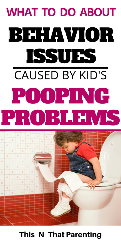 Kids Pooping Problems happen often. If you know how to keep your child regular and what to do when they aren't you'll be ahead of the game. #howtohelpmychildpoop #kidspoopingproblems