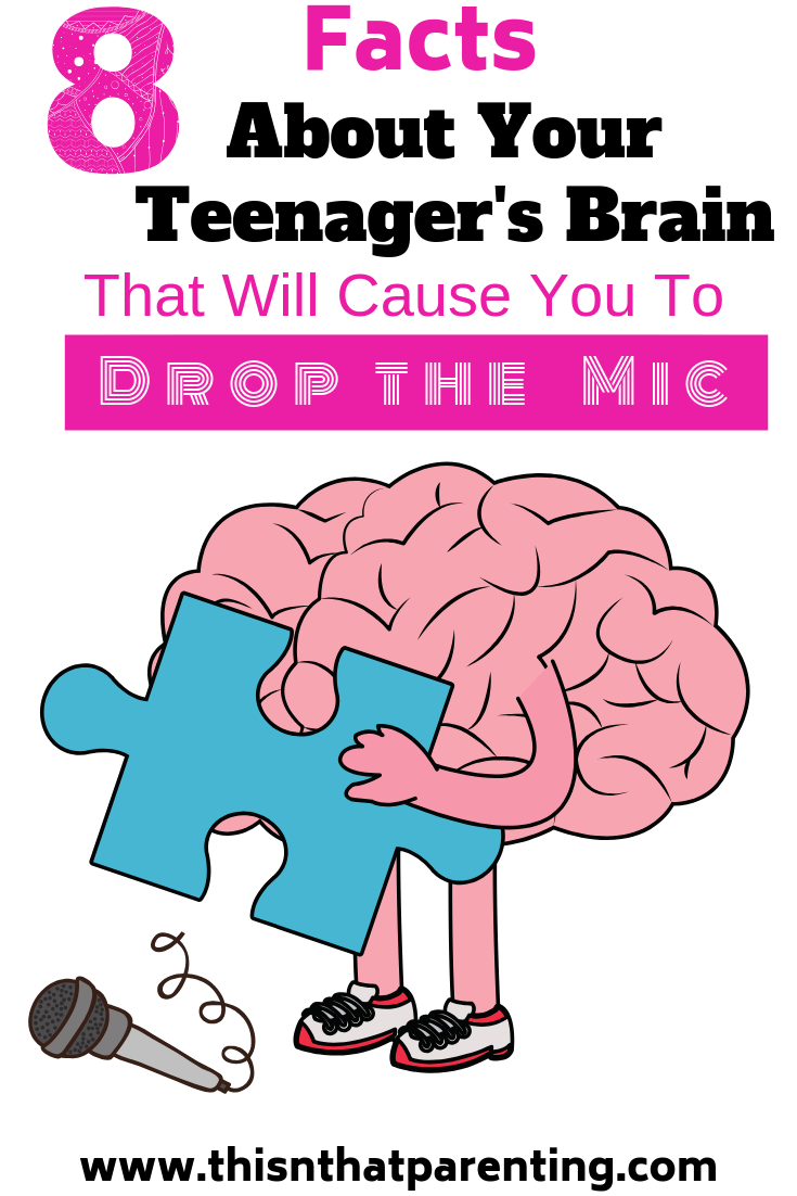 My purpose for this post is to help you to understand teenage brain development and it's effects on the child, so you can offer them empathy and realize that it is an important time for you to support your teenager and model dealing with emotions. #teenagebrainfacts #myteenagerhatesme #myteenagerisoutofcontrol #myteenagerisdrivingmecrazy