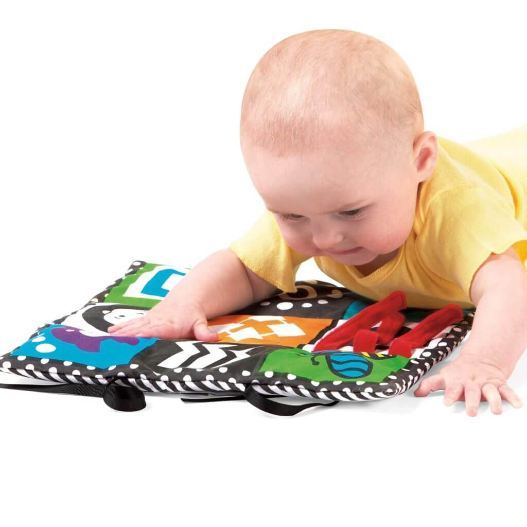 5 Best High Contrast Books For Babies