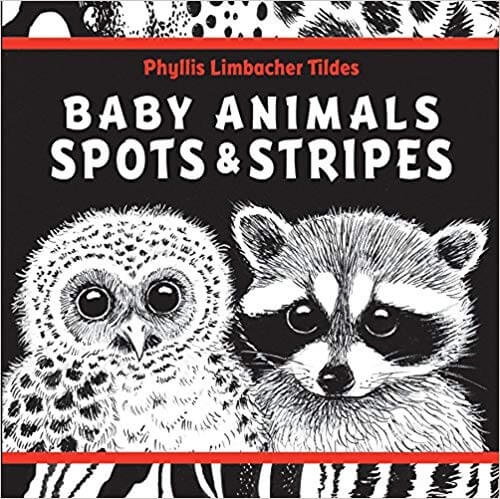 high contrast books for babies