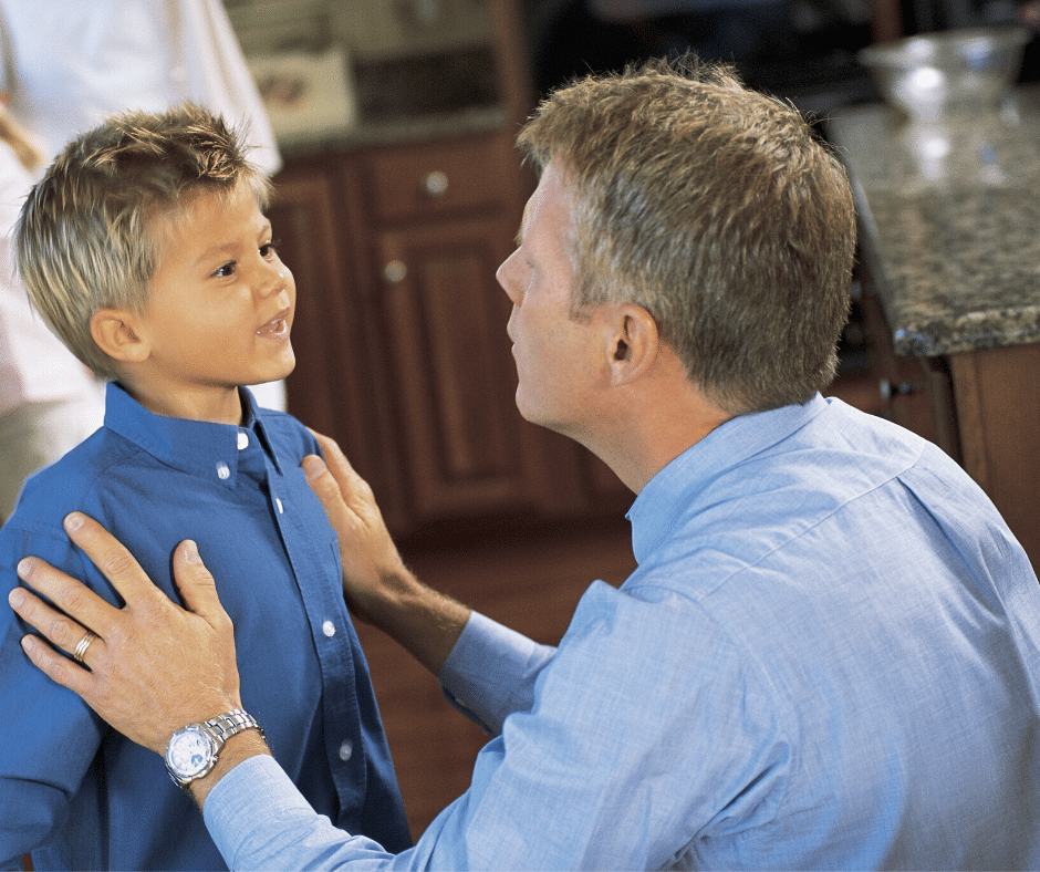 the way we talk to children becomes their inner voice