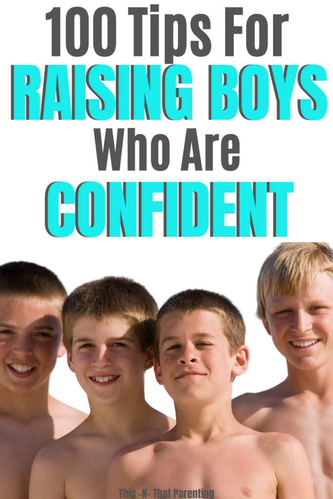If you are looking to raise boys who are well-mannered, wholesome, well-rounded, and a person of integrity then you'll want to refer to this list of tips for raising boys.  If you are a boy mom who is wondering what do I do with this male, CLICK HERE TO READ ARTICLE.